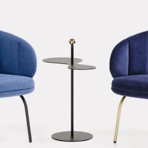 Wittmann_Helice asztalka_Dohányzóasztalok és kis asztalok_ikon