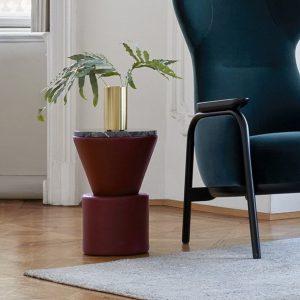 Wittmann_Leather Side asztalka_Dohányzóasztalok és kis asztalok_ikon