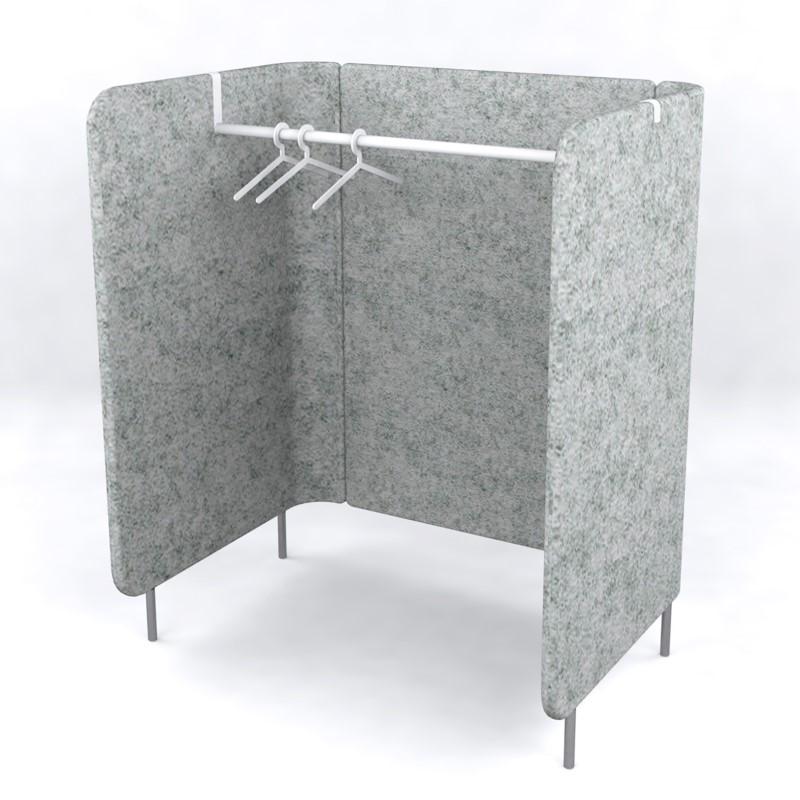 Viasit-Organic-Work-Garderobe-Grau